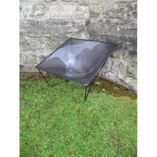 10 - A Contour chair attributed to David Colwell
