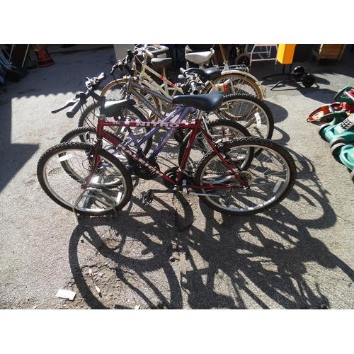 21 - Raleigh gents mountain bike...