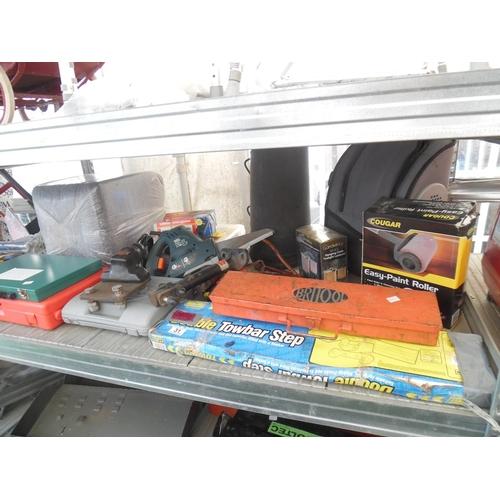31 - Shelf Of Tools...