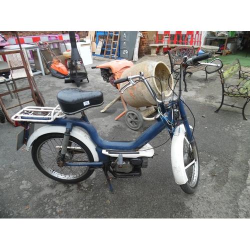 19 - BSA pedal and pop...