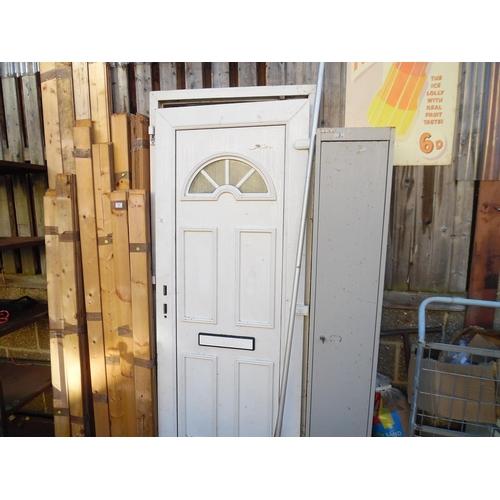 12 - UPVC door...