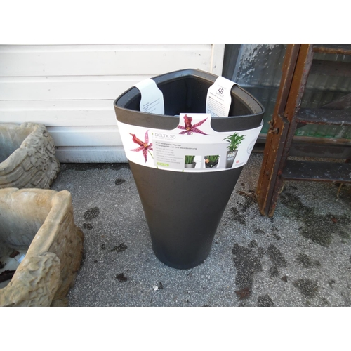 48 - Delta 30 self watering planter...