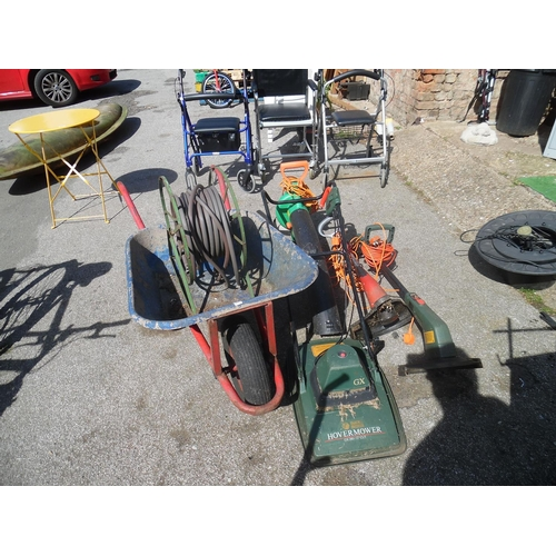 13 - Mower, strimmers etc...