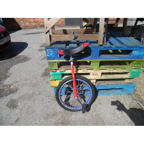 15 - Unicycle...