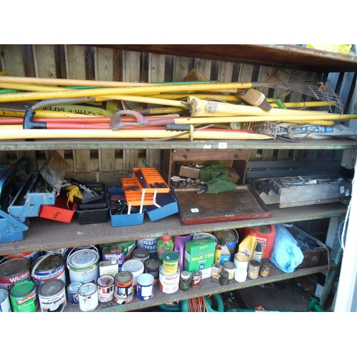 2 - Qty tool boxes, tools etc...