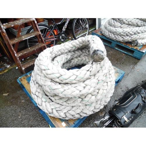 1 - 15m Fishing troller rope...