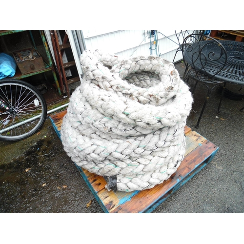 2 - 15m Fishing troller rope...