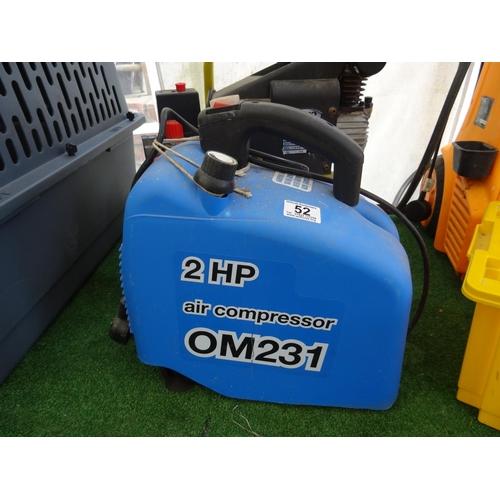 52 - Blue Compressor...