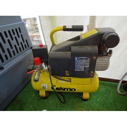 53 - Small Cosmo Compressor...