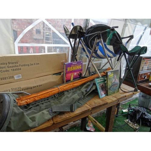 59 - Qty Fishing Gear...