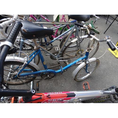 19 - Puch fold up pic-nic bike...