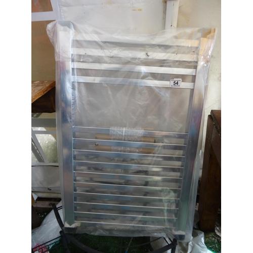 54 - New towel radiator...