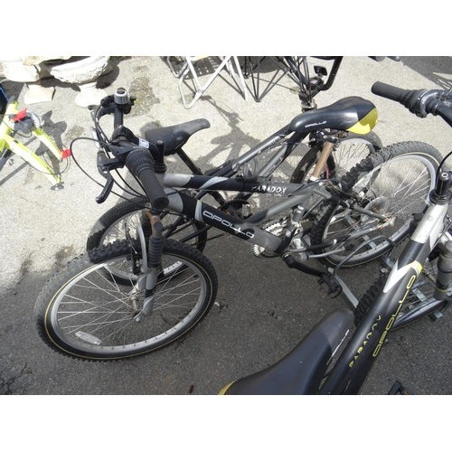 13 - Apollo Paradox Kids Bike...