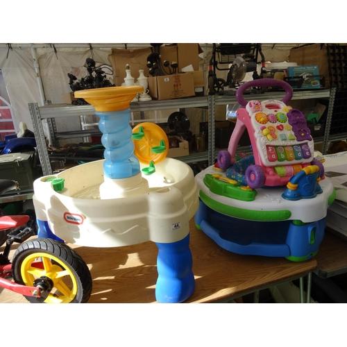 44 - Qty Kids Activity Toys...