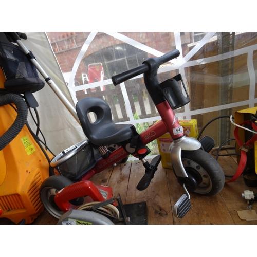 54 - Abigo Kids Trike...