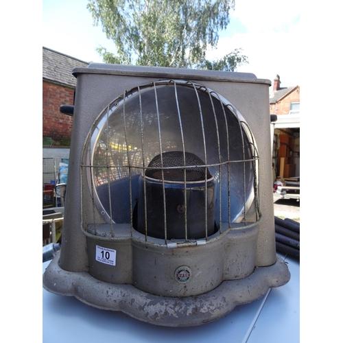 10 - Vintage heater