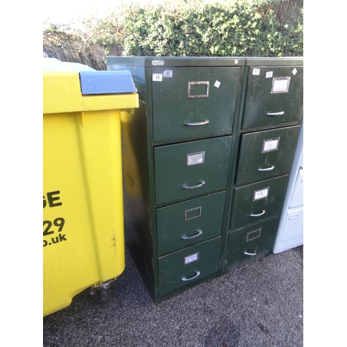 16 - 4 Drawer filing cabinet...