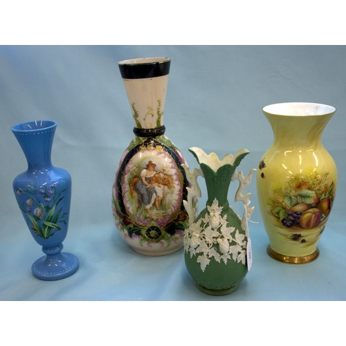 479 - Collection Of 4 Vases...