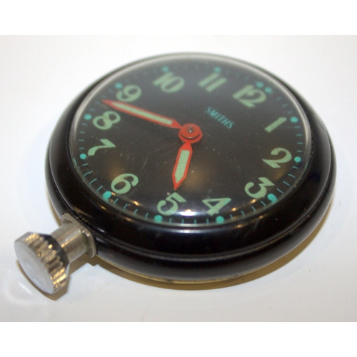 71 - Vintage Smiths Magnetic Watch With Luminous Dial, Working...