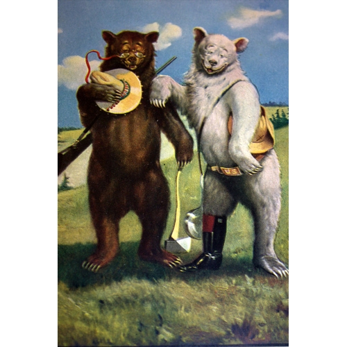 800 - The Roosevelt Bears Their Travels And Adventures  By Seymour Eaton, Philadelphia Edward Stern & Comp...