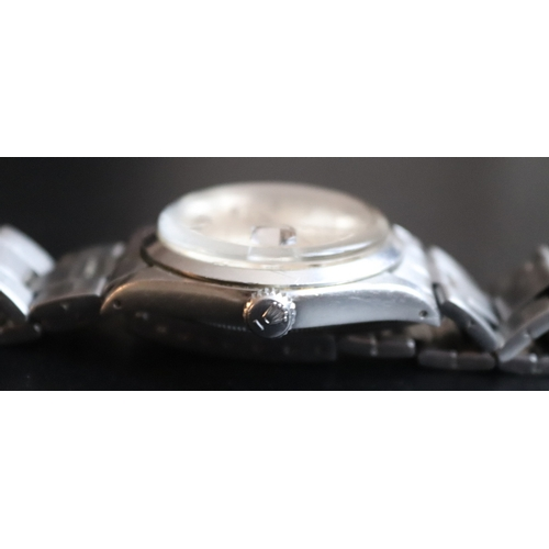 134 - Gents Rolex Oyster Perpetual Stainless Steel Air King Date, Ref 5700 Serial Number 2491041 c1969. Oy...