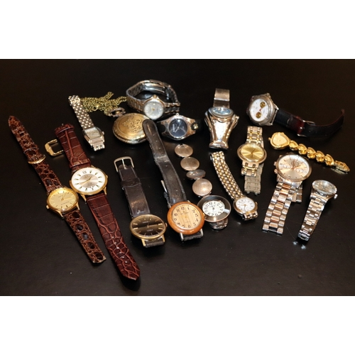 163 - Mixed Lot Of Watches...