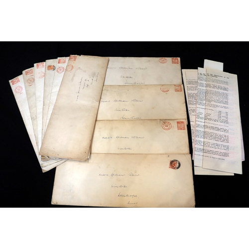 480 - Collection Of Surveyors Reports To Include Scunthorpe 1920's & 30's...