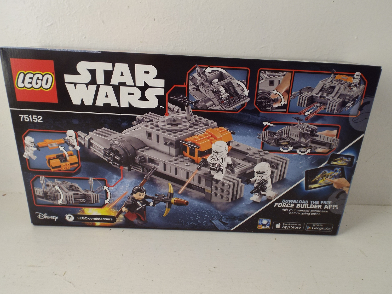 New Lego Star Wars 75152