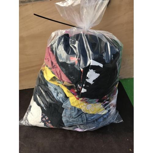 55 - Bag of ladys clothing...