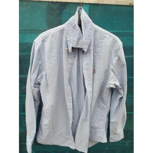 56 - Ralph Lauren shirt size M...