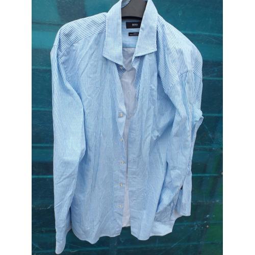57 - Hugo Boss shirt size L...