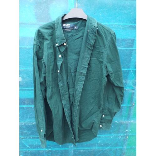 60 - Ralph laurn shirt size M...