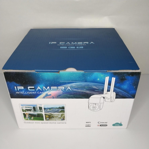 16 - IP Intelligent Outdoor Mini Speed Dome Camera - GRADE B...