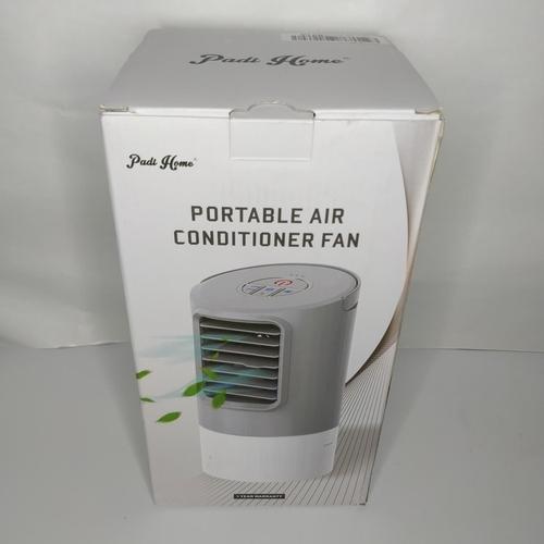 22 - Padi Home Portable Air Conditioner Fan - GRADE U...