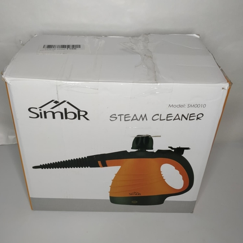 32 - SimbR Steam Cleaner SM0010 - GRADE B...