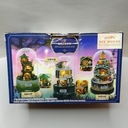 48 - Christmas Ornament Lights - GRADE U...