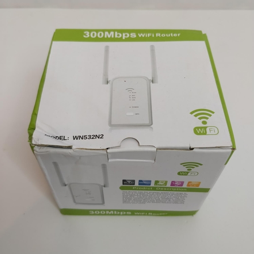 44 - 300MBPS WIFI ROUTER...