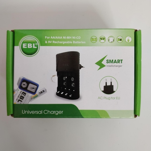 46 - UNIVERSAL BATTERY CHARGER...