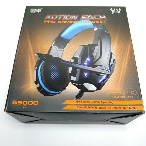15 - KOTION EACH PRO GAMING HEADSET