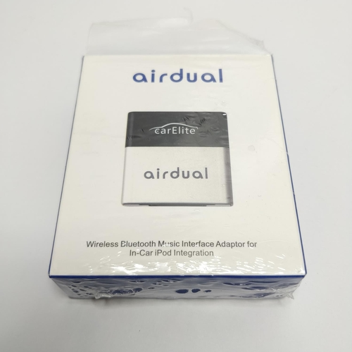 4 - AIRDUAL WIRELESS BLUETOOTH INTERFACE ADAPTER