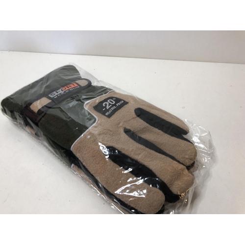 13 - New gloves