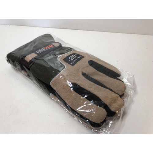 15 - New gloves