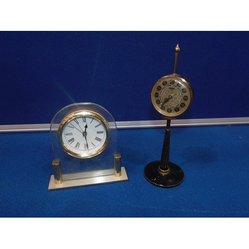 29 - 2 Small clocks...