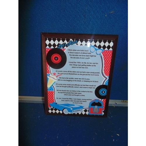 459 - Lets rock plaque...