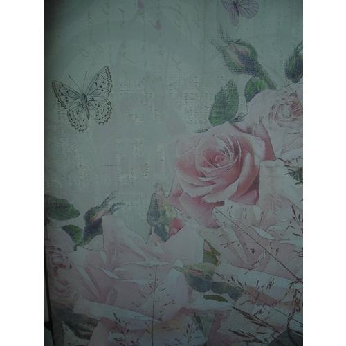 494 - Rose canvas print...