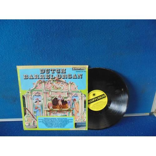 528 - Dutch barrel organ...