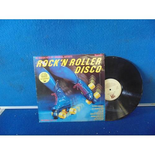 554 - Rock 'n' roller disco...