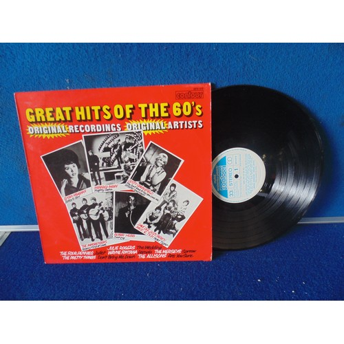 583 - Great hits of the 60's...