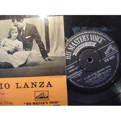 723 - Romance in song Mario Lanza...