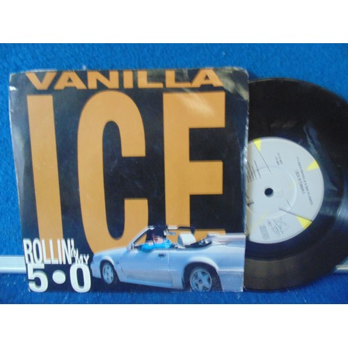 751 - Vanilla ice rollin in my 5.0...